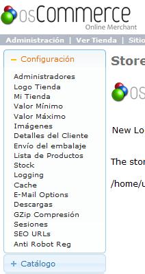 Oscommerce_espana